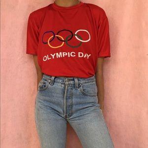 Olympic Vintage Tee Shirt